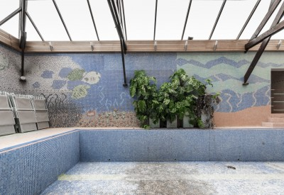 Sauna Mosaic 12